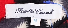 Платье-силуэт Rossella Carrara.