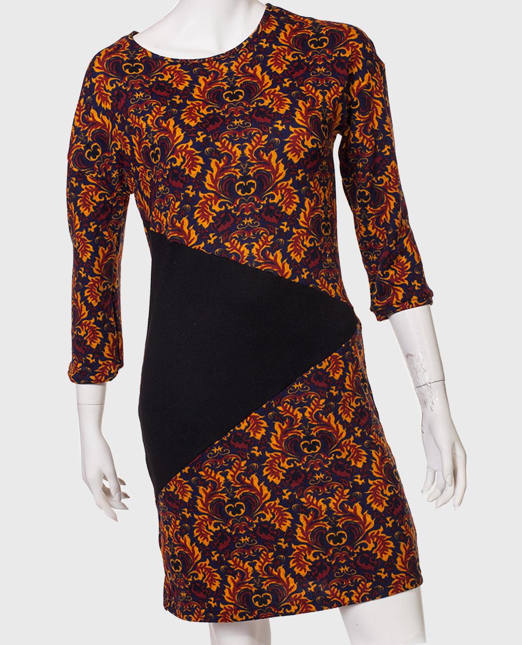Платье силуэтное Longbao
