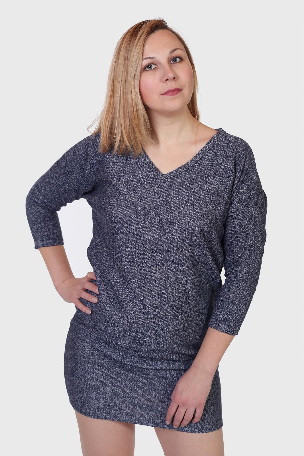 Соблазнительное платье туника All For Color.