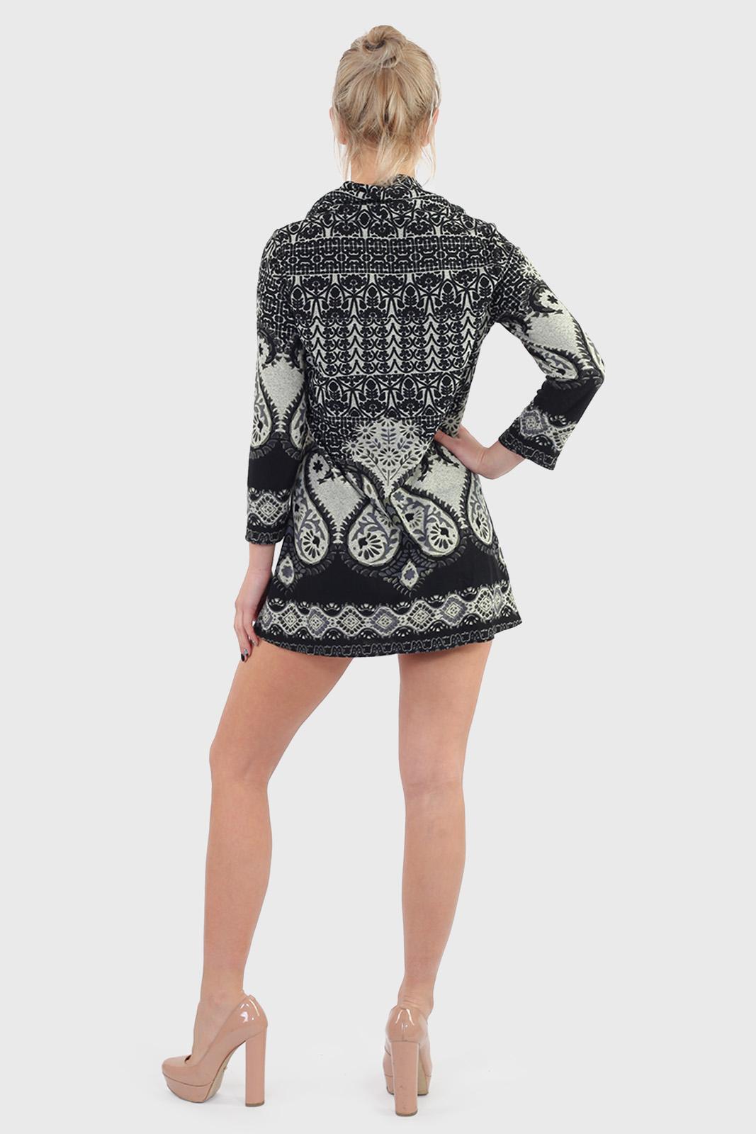 Горячее МИНИ! Трикотажное платье туника Jolie Foret.
