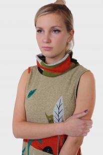 Молодежное платье-туника LeMonada.