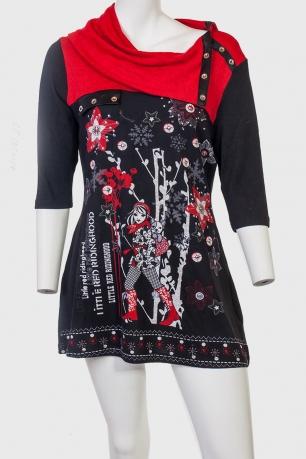 Glam Rock Style! Платье туника от ТМ Le Grenier.