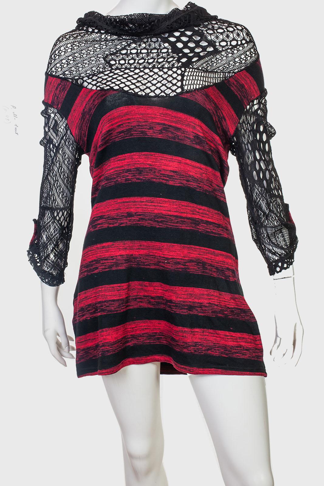 Ослепительное платье-туника в стиле бохо
