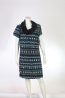 Платье в этно стиле бренда Marie Claire.