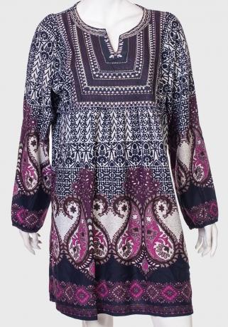 Платье в русском этно-стиле от Palme