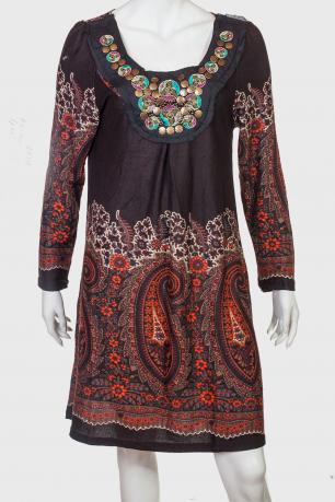 СУПЕРПРЕДЛОЖЕНИЕ! Платье в стиле ФОЛК от Rana.