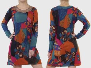 Люксовое платье в необычном дизайне от Young Threads.
