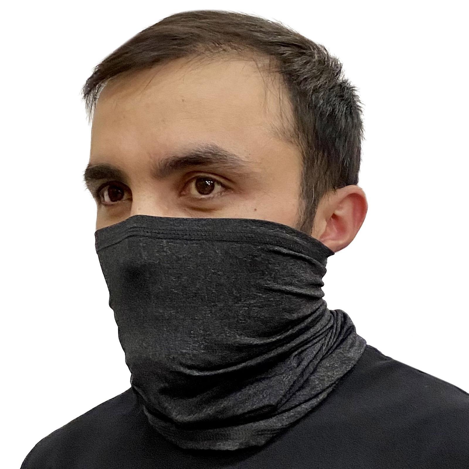 Платок маска шарф на шею
