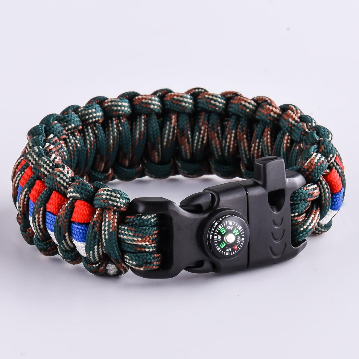 Купить плетёный браслет для мужчин
