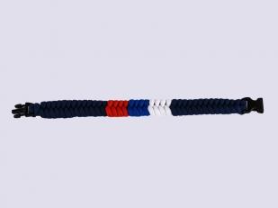 Купить плетёный браслет из шнура