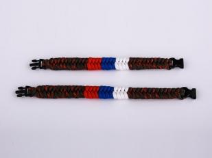 Купить п браслет из верёвок