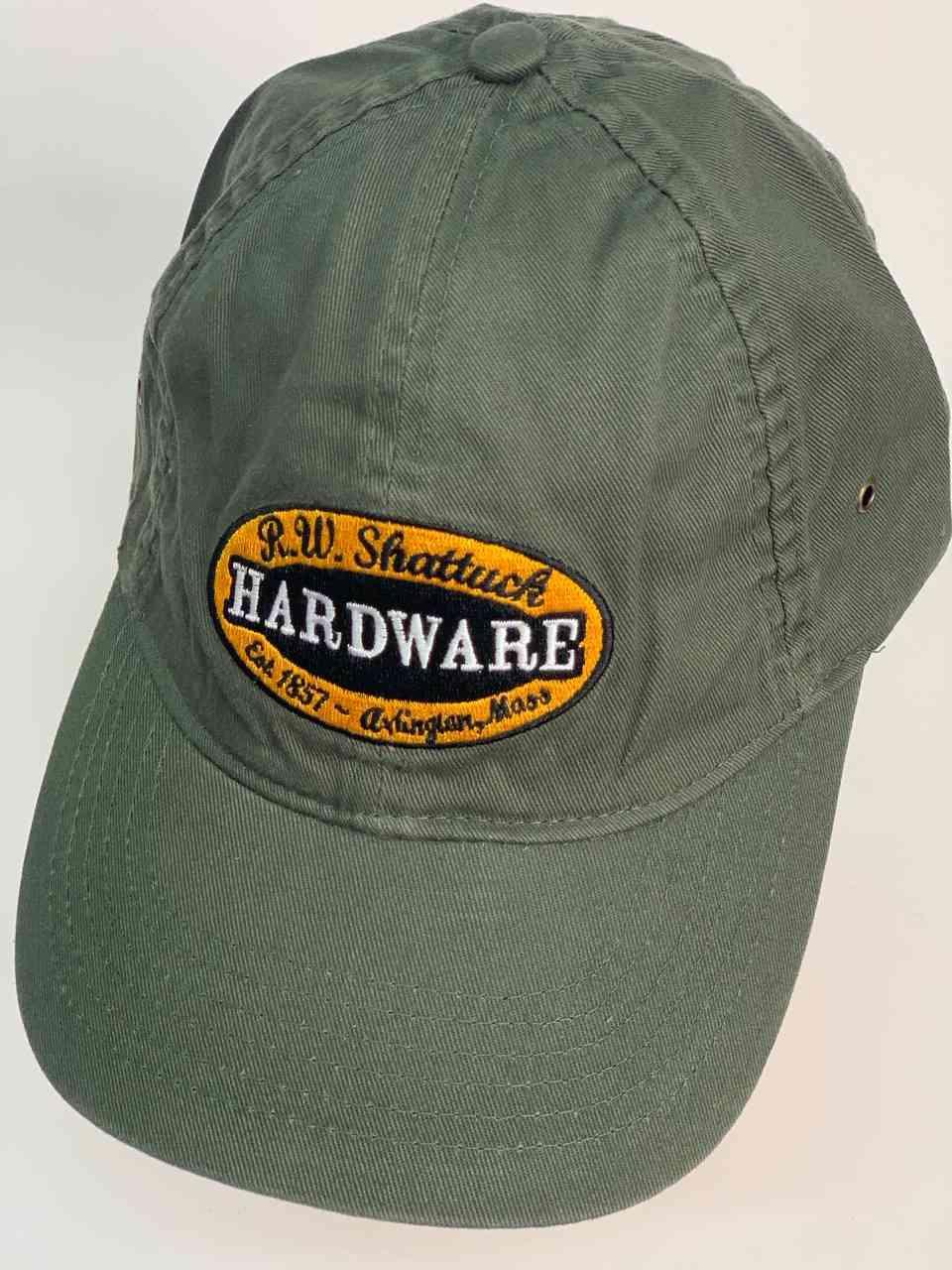 Плотная кепка с люверсами HARDWARE