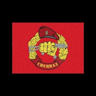 Толстовка с нашивкой Спецназ ВВ РФ купить в розницу