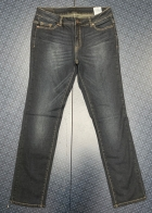 Плотные женские джинсы
