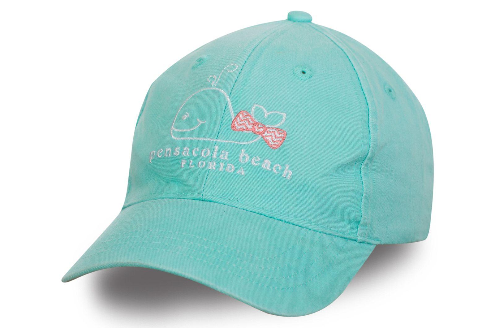 Пляжная девчачья бейсболка - купить по супер низкой цене
