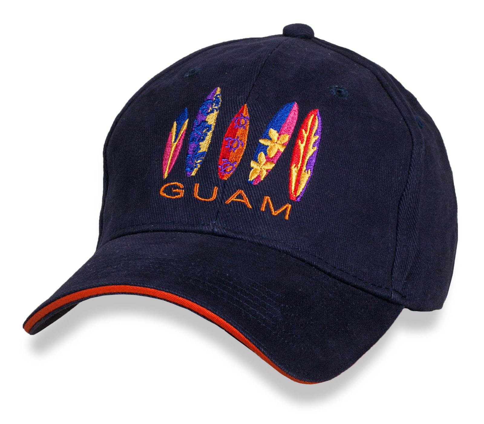 Пляжная кепка Guam.
