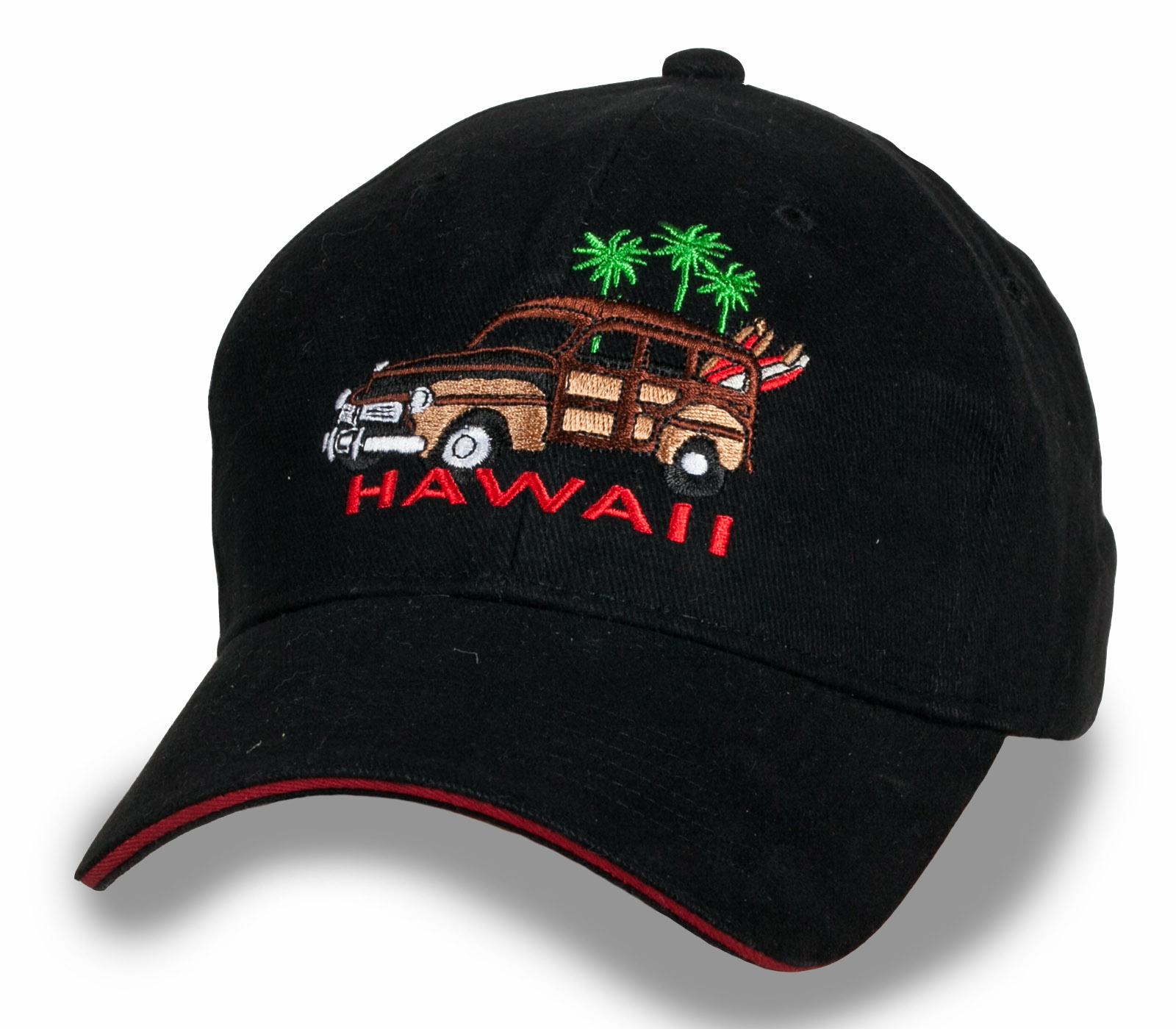 Пляжная кепка HAWAII