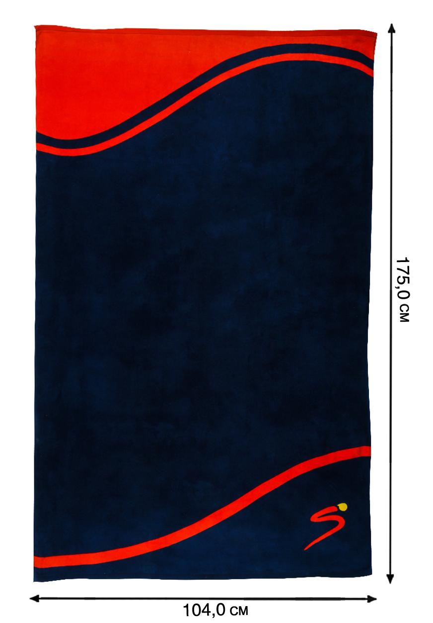 Пляжное полотенце - купить оптом