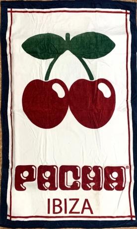 Пляжное полотенце Pacha Ibiza 3 в 1: покрывало, плед, подстилка