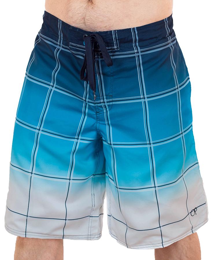 """Купить пляжные мужские шорты от ОP """"Волны Черного моря"""""""