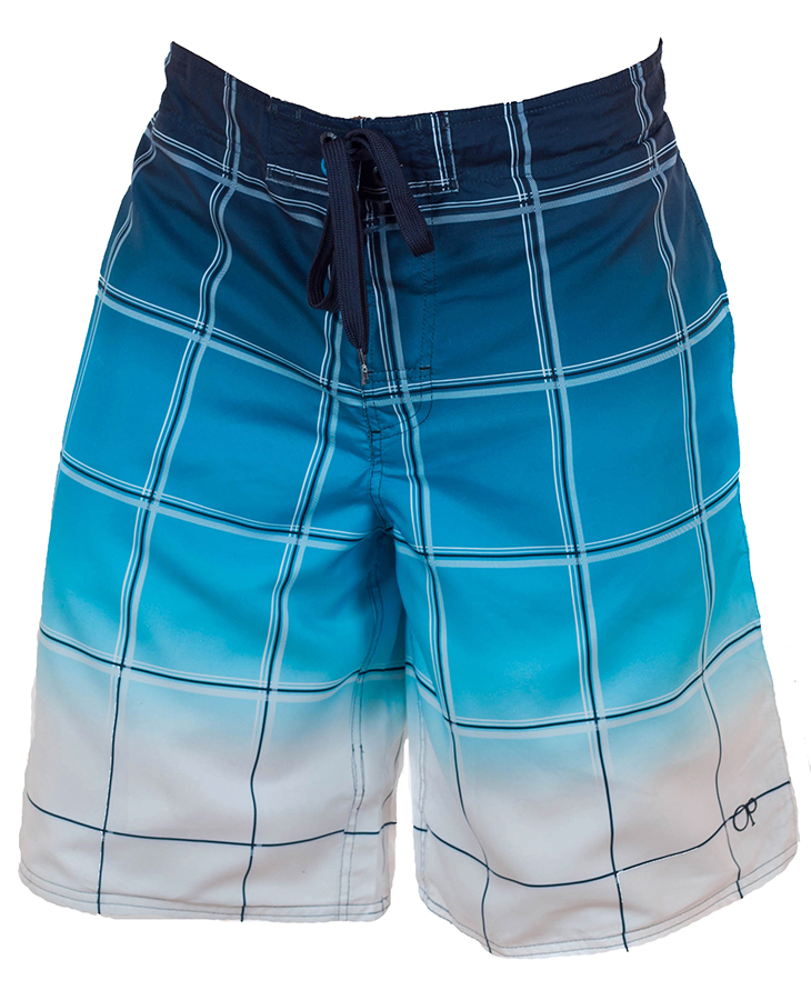 """Купить пляжные мужские шорты от ОP """"Волны Черного моря"""" по низкой цене"""
