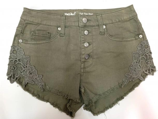 Пляжные женские шорты HIGH RISE SPORT