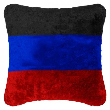 """Плюшевая подушка """"ДНР"""""""