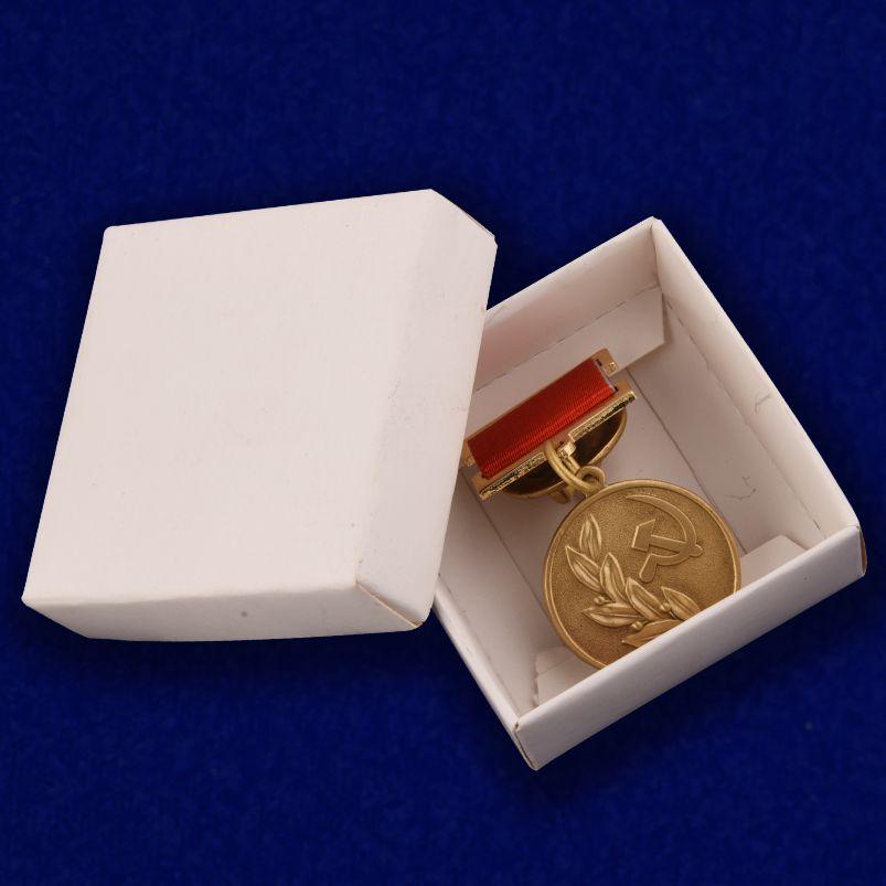 Знак лауреата Государственной премии СССР 1 степени - упаковка
