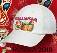Подари друзьям прикольный сувенир с русским юмором – кепку с дизайнерским принтом «Матрешки в баньке». Уникальное предложение от Военпро
