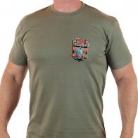 """Подарочная футболка с термотрансфером """"Победа"""""""