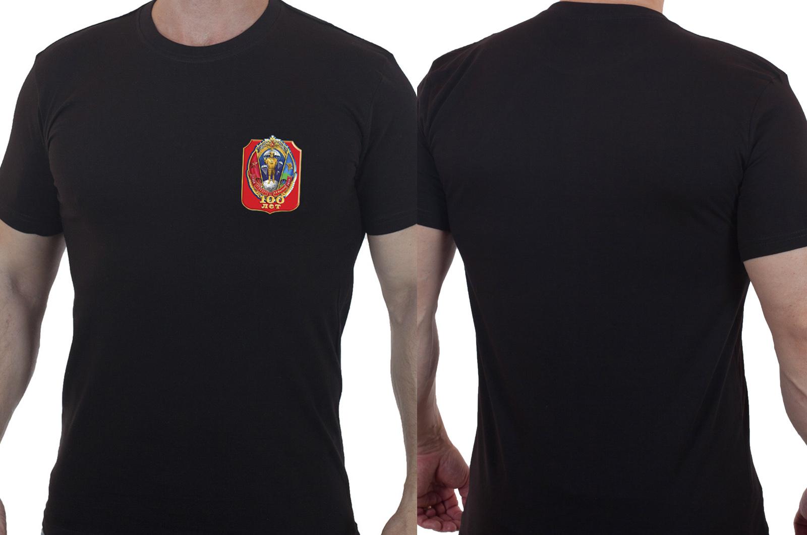 Подарочная футболка ВДВ на юбилей