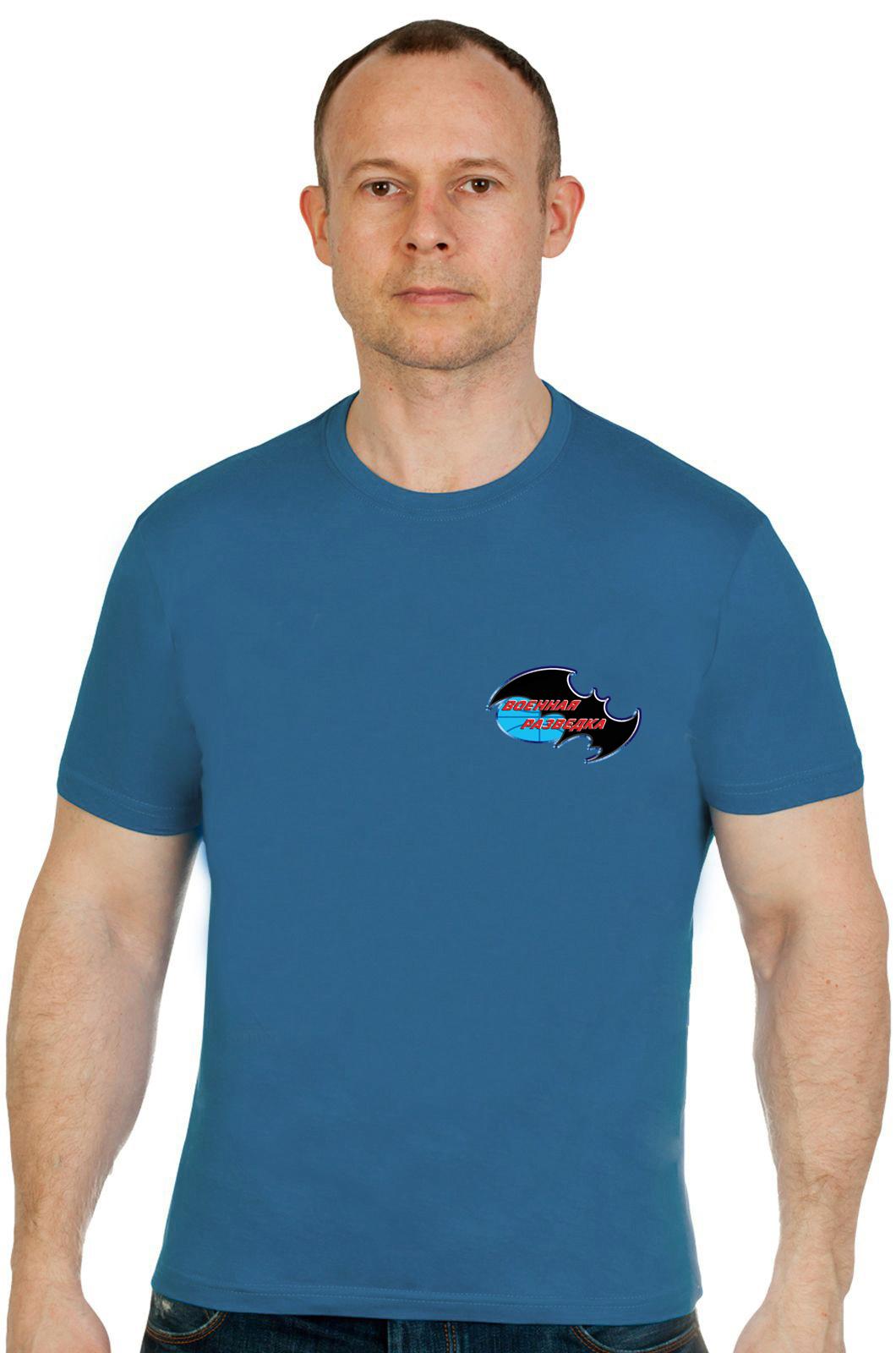 Заказать подарочную футболку военного разведчика по привлекательной цене