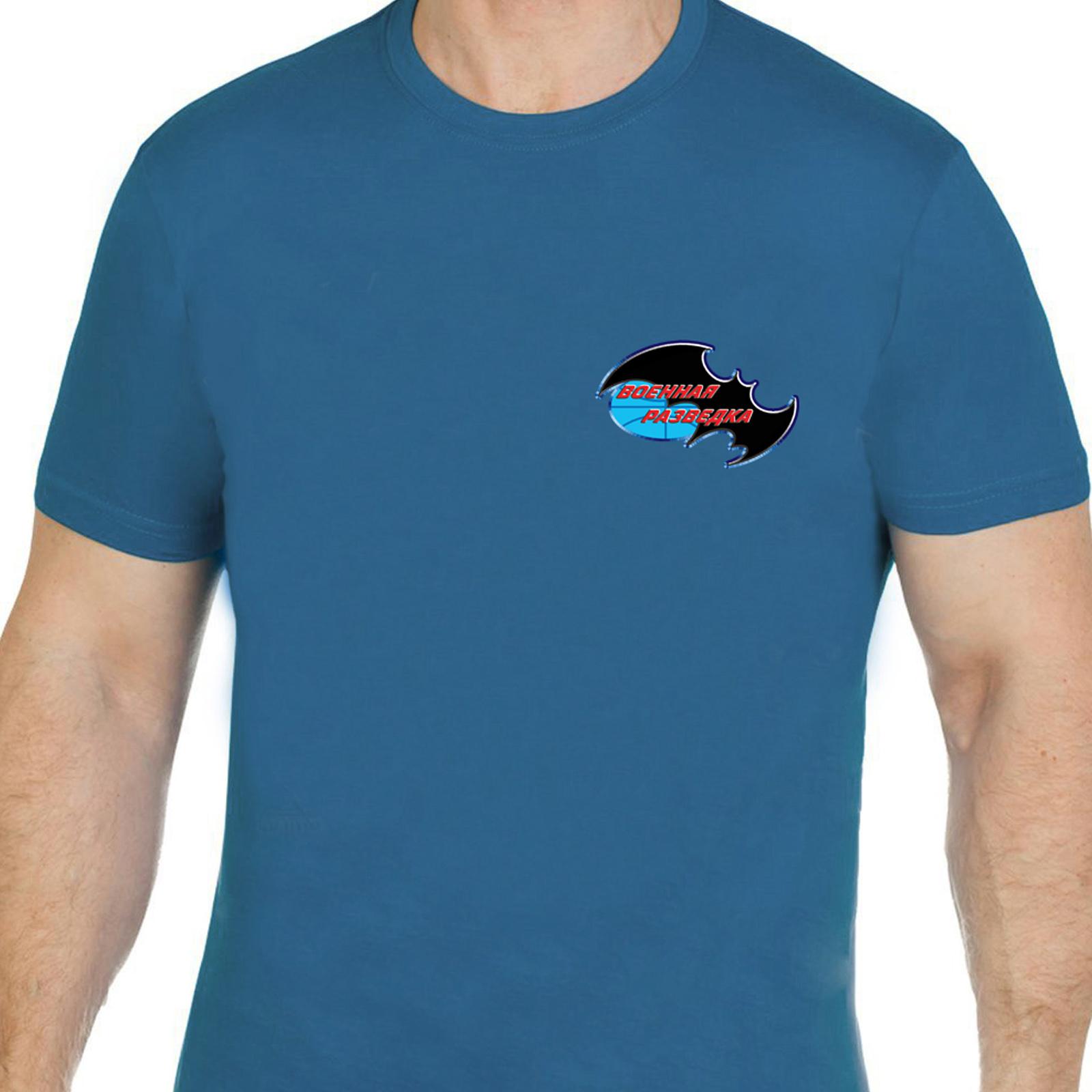 Подарочная футболка военного разведчика.