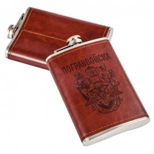 Подарочная крутая фляга Погранвойска - купить в Военпро