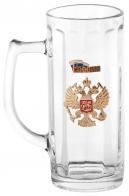 """Подарочная пивная кружка """"Россия"""""""