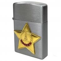 Купить подарочную зажигалку с орденом Славы