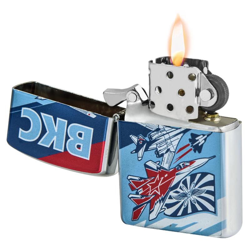 Подарочная зажигалка с символикой ВКС