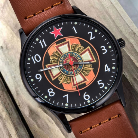 Подарочные часы Потомственный казак