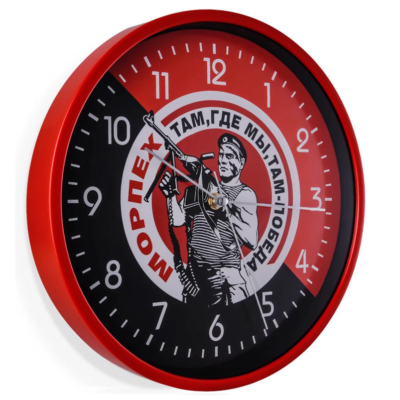Подарочные настенные часы Морская пехота