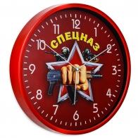 Подарочные настенные часы с символикой Спецназа