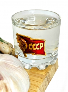Дизайнерский набор для спиртного СССР