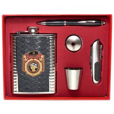 Подарочный набор для мужчин За морскую пехоту