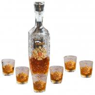 Наборы для алкоголя купить на 23 февраля