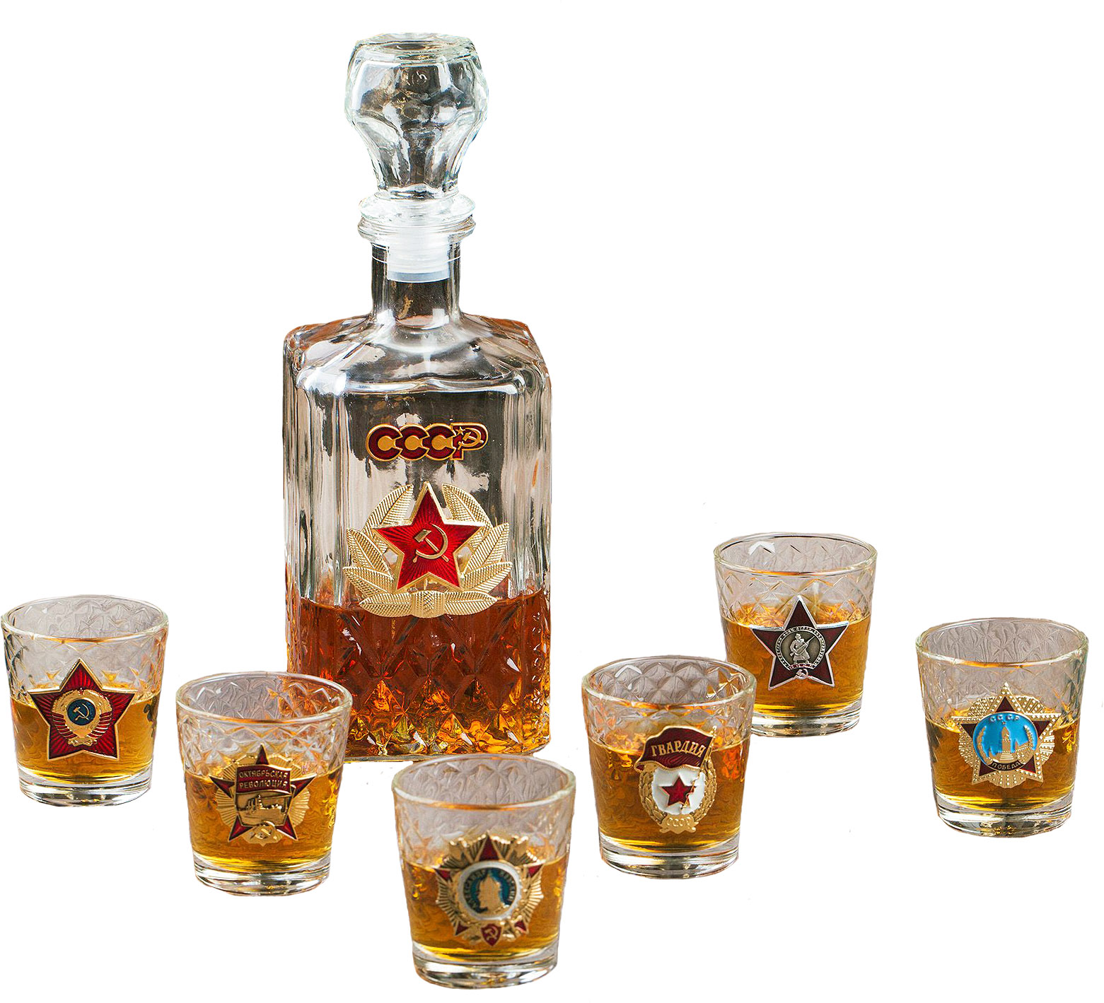 """Подарочный набор ветерану """"Советские ордена"""" по выгодной цене"""