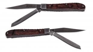 Подарочный складной нож Remington Anniversary 200 Years Trapper