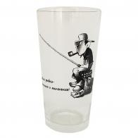 """Подарочный стакан """"Рыбалка"""""""
