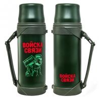 Подарочный термос для военного связиста