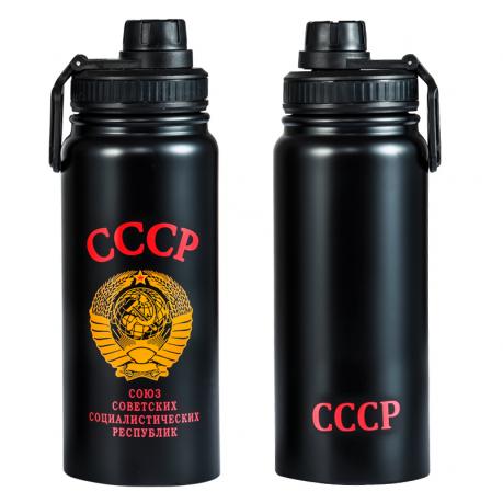 Подарочный термос СССР