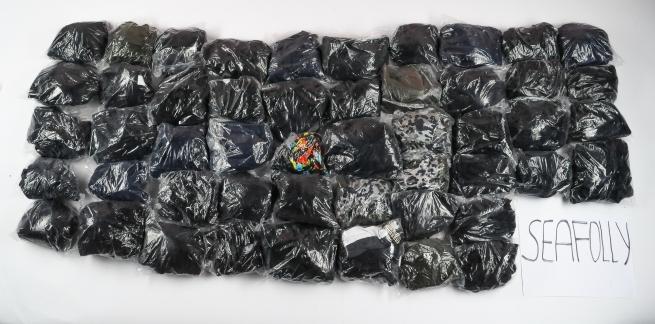 Подборка стильных черных купальников Seafolly (Австралия)