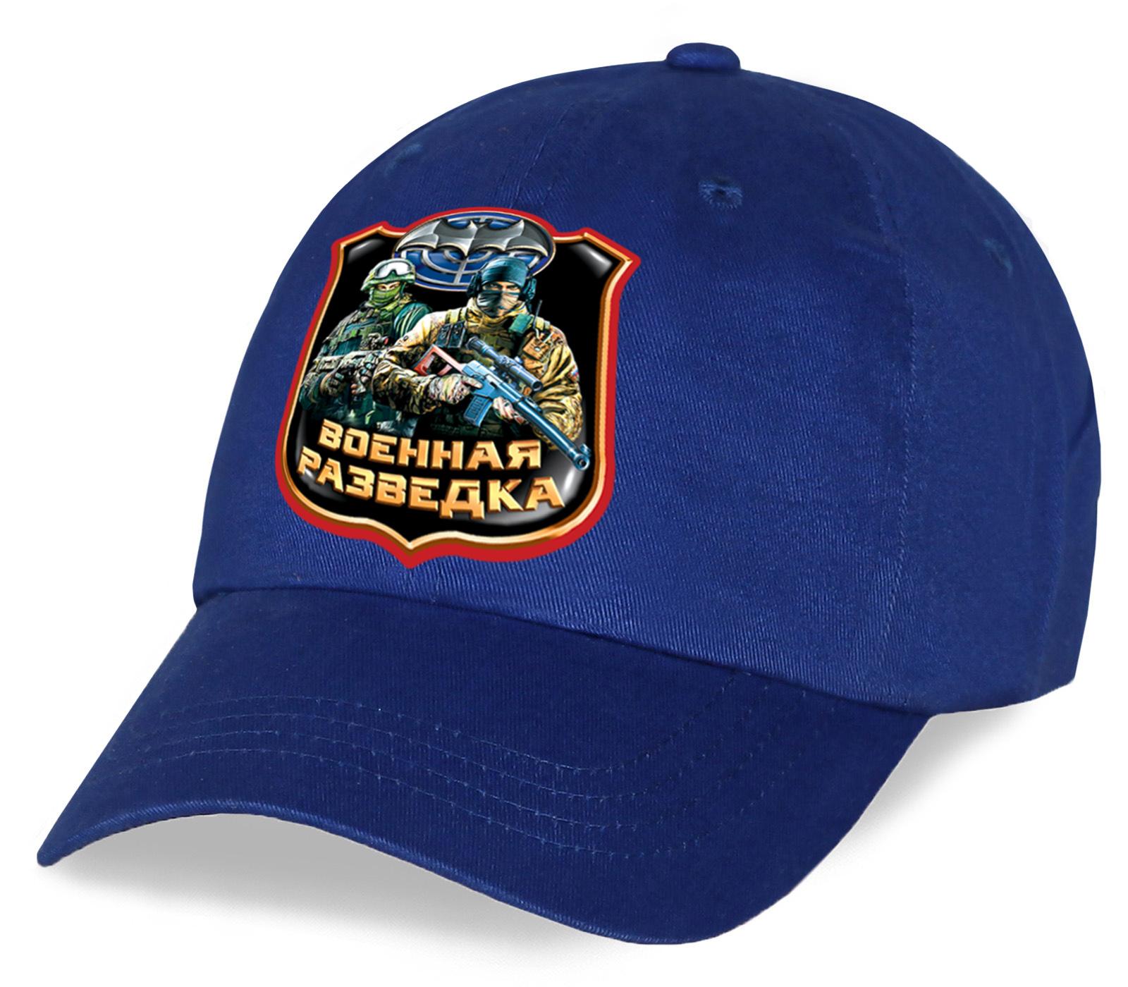 Подписчикам и клиентам Военпро эксклюзивная высококачественная кепка с авторским принтом Военная разведка. Стильный топовый подарок!